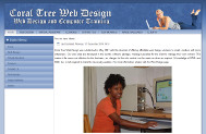 Coral Tree Web Design